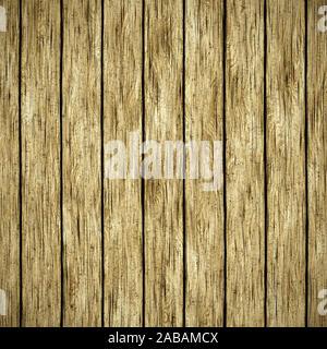 Ein schoener Hintergrund, bestehend aus Holzplanken - Stockfoto