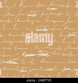 alten handschriftlichen text in italienischer sprache von ca 1902 grunge vintage hintergrund