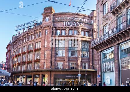 Einkaufszentrum Elsass