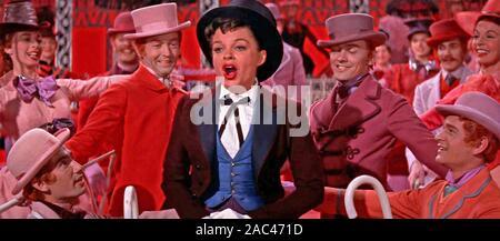 Ein STAR ist geboren 1954 Warner Bros Film mit Judy Garland - Stockfoto