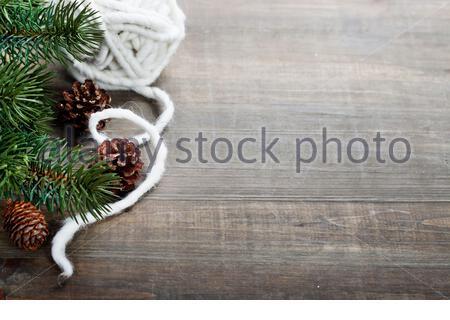 Weihnachten-Zusammensetzung - Stockfoto