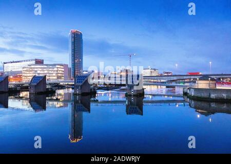 Laganside, Belfast - Stockfoto