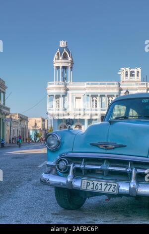 Cienfuegos, Kuba, Nordamerika - Stockfoto