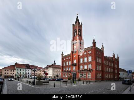 Rathaus Kamenz - Stockfoto