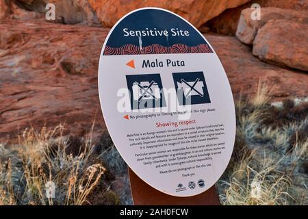 Uluru Ayers Rock. Australien - Stockfoto