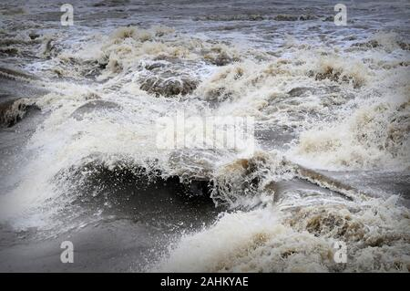 Rolling Surf - Stockfoto