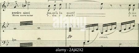 Monna Vanna, Lyrisches Drama in vier Akten und fünf Tableaux von maruice Maeterlinck englische Text von Claude Aveling. 12 AnimateP<) - Stockfoto