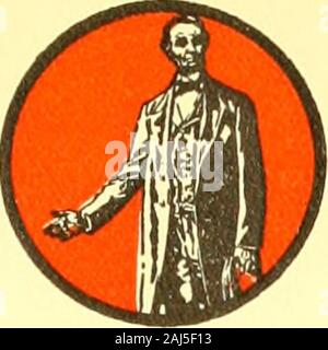 Die Lincoln Geschichte - Kalender 1809 1909; einen hundertsten Geburtstag. Dezember Sonne. MON. Whirlpools. WED. Do. Fr. SAT. 1^1809. 1909 - Stockfoto