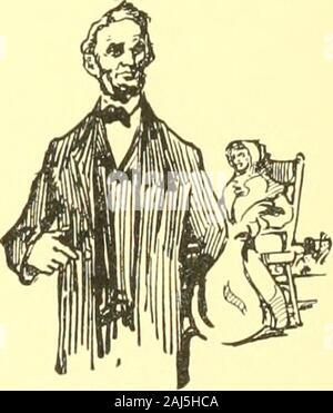Die Lincoln Geschichte - Kalender 1809 1909; einen hundertsten Geburtstag. nt-stick Sie zurück in die Menge wieder. Dies ist der Grund, warum in einigen alten Bilder von Abraham Lincoln seine unsterblichen addressat Gettysburg, ein wenig, schrumpfende alte Dame im Klartext Gewand - notLucretia Mott liefern, aber bescheidenen Lydia von Ephrata - gezeigt wird sittingnear ihn. Während dieses langen zwei Stunden, während Everett wasdelivering seiner brillanten und wissenschaftliche Rede, schlechte couldnot Lydia ihre peinliche Lage, vergessen. Aber sie vergaß sich andeverything speichern Sie den Sprecher und seine wunderbaren Worte wenn hergallant Telefonzentrale seiner kurzen Ansprache begann. - Stockfoto