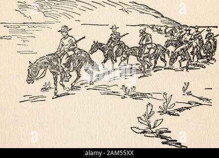 Geschichten aus dem X-bar horse Camp: Das blau - roan Outlaw' und andere Geschichten. Die toten Babys in ihren deadmothers Arme legen. Rauhe Männer, wie sie waren, die Sehenswürdigkeiten madethe Soldaten an Herz; solche Kriegsführung war nicht zu theirliking. Nur Stammgäste 57 Wie es unmöglich war, die Toten zu begraben, wurden sie Links in der Höhle, wo sie fiel und wo sie liegen heute in greatheaps von Schädeln und Knochen, zusammen mit Kleidung und othercamp impedimenta, das die Jahre in thedry Atmosphäre der Region überlebt haben. Nachdem sich die Befriedigung, dass nicht mehr lebenden wereamong die Stellen, die die Soldaten tramped müde - Stockfoto