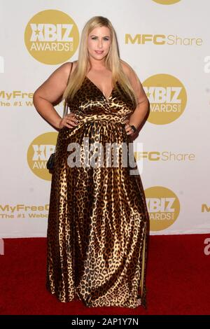 Los Angeles, CA. 16 Jan, 2020. Lila Schön in der Ankunftshalle für 2020 XBIZ Awards, der J.W. Marriott LA Live, Los Angeles, CA 16. Januar 2020. Credit: Priscilla Grant/Everett Collection/Alamy leben Nachrichten - Stockfoto