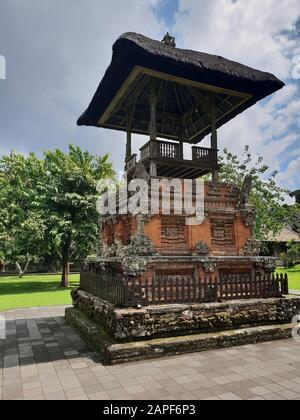 Pura Taman Ayun Tempel, Mengwi, Bali, Indonesien - Stockfoto