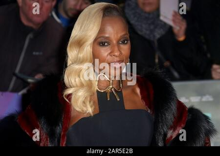"Okt 05, 2017 - London, England, Großbritannien - 61. BFI London Film Festival - ""Mudbound"" European Premiere, Odeon Leicester Square - Red Carpet Arrivals Photo - Stockfoto"