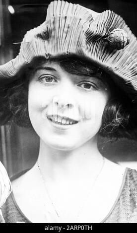 Colleen MOORE (1899-1988) amerikanische Filmschauspielerin 1920 - Stockfoto
