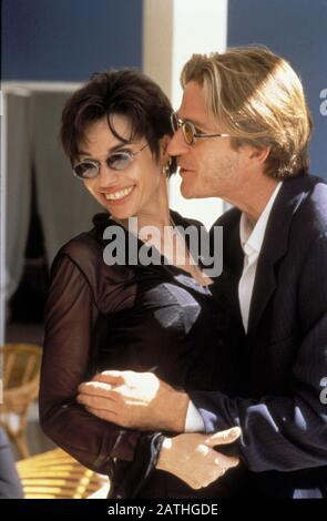 The Blackout Year: 1997 USA/Frankreich Beatrice Dalle, Matthew Modine Director: Abel Ferrara - Stockfoto