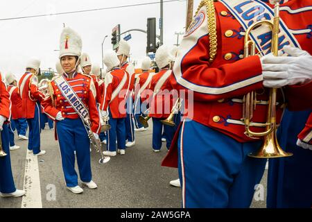 Dr. Martin Luther King Jr. Day Parade, South Los Angeles, Kalifornien, USA - Stockfoto