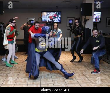 The Burt Ward Batman '66 Global Batusi for World Peace Day und die Ersten jährlichen Superhelden zu den Rescue Awards im Hollywood Museum in Hollywood, Kalifornien, am 9. Januar 2020 Mit: Keven Undergaro Where: Hollywood, Kalifornien, Vereinigte Staaten When: 09 Jan 2020 Credit: Sheri Determan/WENN.com - Stockfoto