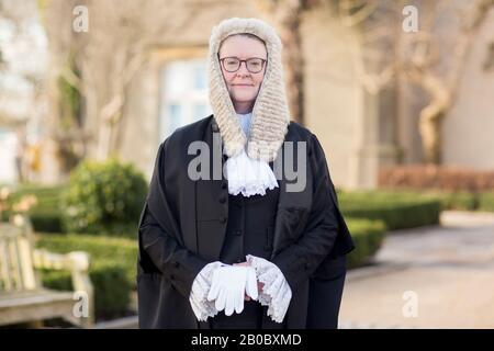 Professor Elwen Evans QC - Stockfoto