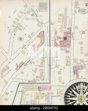 alte vintage kompass auf alten karte stockfoto bild 85915190 alamy. Black Bedroom Furniture Sets. Home Design Ideas