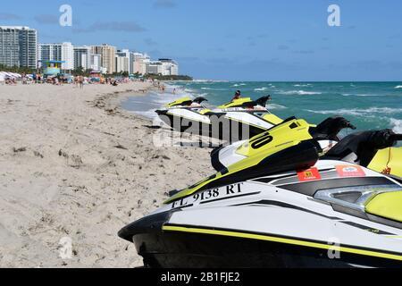 Miami, Miami Beach, Fl, Usa - Stockfoto