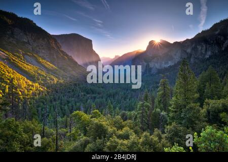 USA, Vereinigte Staaten von Amerika, Yosemite National Park, Kalifornien