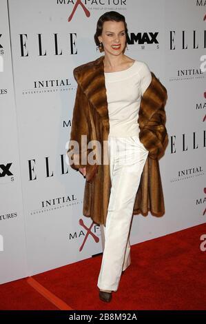 """Bei der Premiere von """"The Aviator"""" in Los Angeles im Mann Grauman's Chinese Theatre in Hollywood, Kalifornien. Die Veranstaltung fand am Mittwoch, 1. Dezember 2004 statt. Foto von: SBM / PictureLux - Aktenzeichen # 33984-10969SBMPLX"""