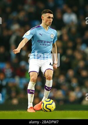 Von Manchester City Phil Foden