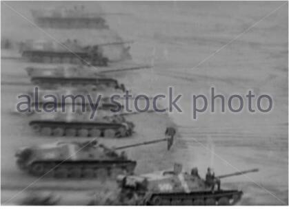 """""""Čeština: Sovětské okupační síly.; 27. August 1968; https://archive.org/details/gov.archives.arc.1536420; Nationalarchiv (archive.org); ' - Stockfoto"""
