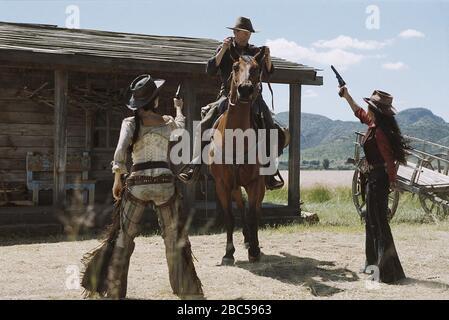Bandidas Schauspieler