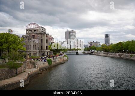 A-Bomb Memorial - Stockfoto