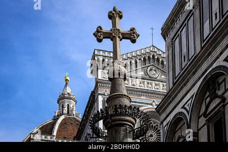 S. Maria del Fiore , Florenz, Toskana, Italien - Stockfoto