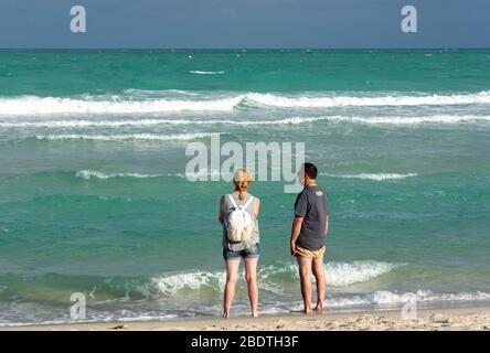 Miami Beach, Florida - Stockfoto