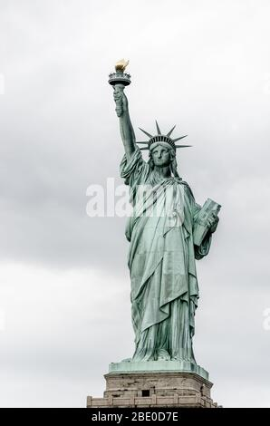 Freiheitsstatue, New York City, USA - Stockfoto