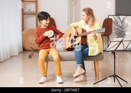 Private Musiklehrer