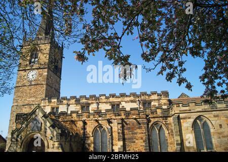 Großbritannien, South Yorkshire, Rotherham, Wath Upon Dearne, All Saints Church