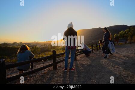 SunSüdafrikanische Outdoor-Fotos von Friedrich von Horsten. Stockfoto
