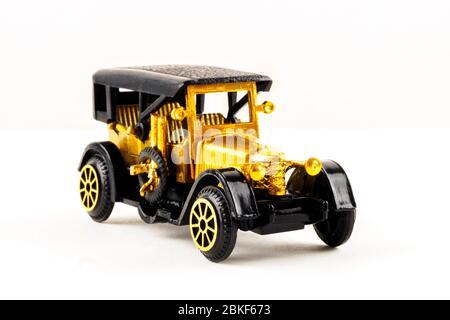 Vintage Spielzeugauto, Ford Marke Matchbox, hergestellt in