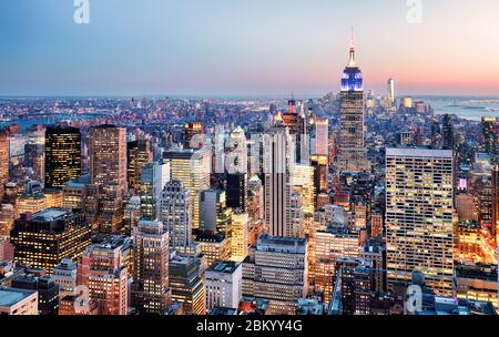 New York City, USA - Stockfoto
