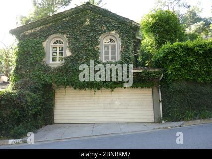 Los Angeles, Kalifornien, USA 15. Mai 2020 EIN allgemeiner Blick auf die Atmosphäre von Ivy zu Hause in Los Angeles, Kalifornien, USA. Foto von Barry King/Alamy Stock Photo