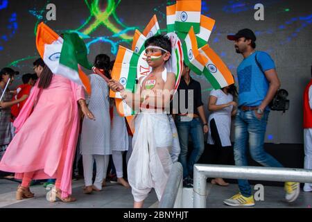 Wunderschönes Indisches Schulmädchen
