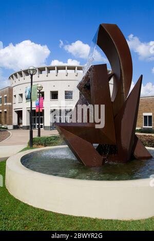 Museum of Art, Loch Haven Park, Orlando, Florida, USA - Stockfoto