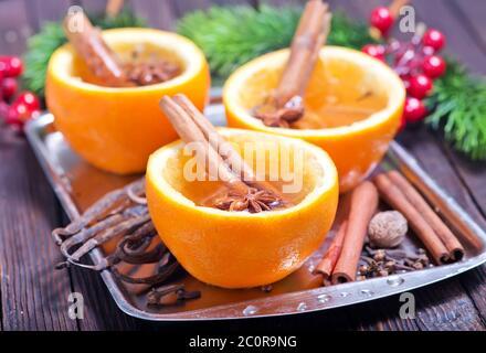 Orange trinken - Stockfoto