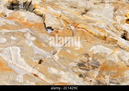 Nahaufnahme Textur des Steinhintergrunds - Stockfoto