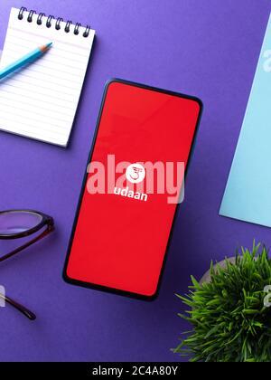 Assam, indien - 23. Mai 2020 : DigiLocker eine einfache ...
