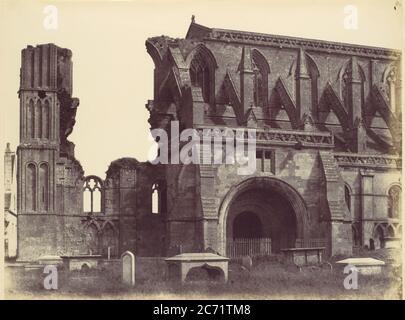 Malmesbury, 1850er-60er Jahre. - Stockfoto