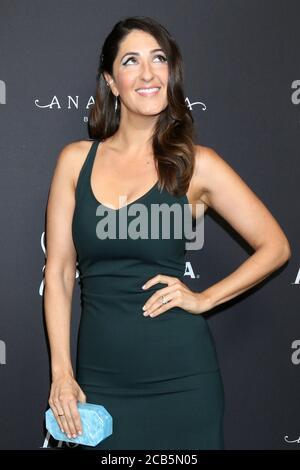 LOS ANGELES - SEP 20: Darcy Carden bei der Hollywood Reporter & sag-AFTRA 3. Emmy Nominierte Nacht im Avra Beverly Hills am 20. September 2019 in Beverly Hills, CA - Stockfoto