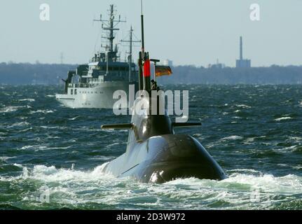 Kiel Deutschland Unter Bau U Boot Dolphin Klasse In Der Deutschen Werft Hdw Gmbh Stockfotografie Alamy