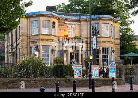 Wetherspoons Pub The Church House, Wath upon Dearne, Rotherham, South Yorkshire, England, Großbritannien