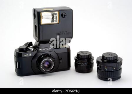 Pentax Auto 110 Kamera