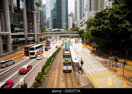 Hong Kong Straße